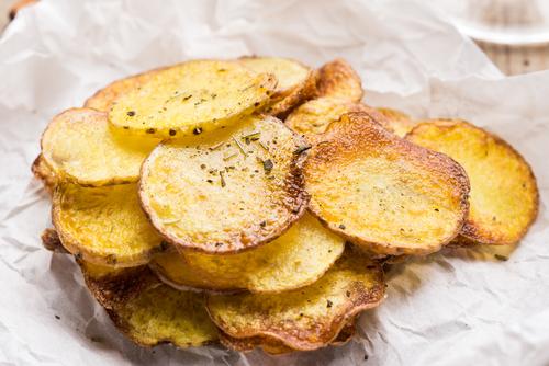 receta patatas microondas